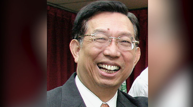 前台湾疾管局局长苏益仁称,武汉解封仍需观察28天。(截图自卫福部疾管署网站)