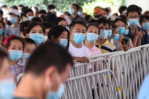 中國多地遭遇一年來最大疫情威脅    地方政府重推防疫戰時狀態
