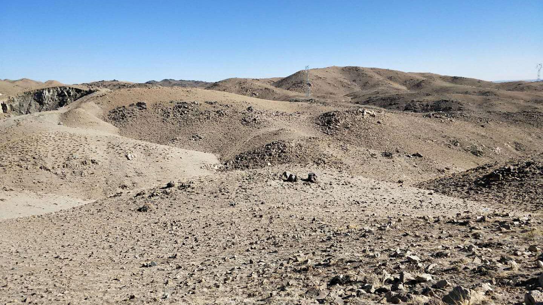 内蒙古矿产资源丰富,特别是煤炭处于中国北方露天矿群的集中地带。(志愿者提供/记者乔龙)