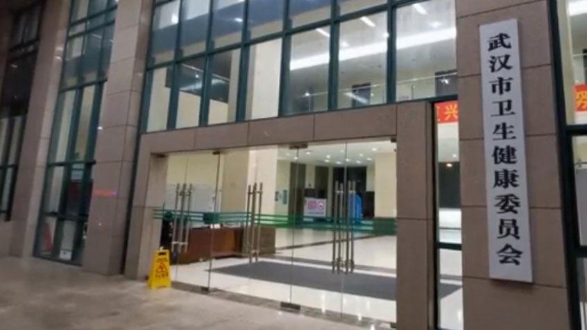 2020年1月11日,湖北省武汉市卫健委通报,初步诊断新型冠状病毒感染的肺炎有41例,其中1例死亡。(视频截图/路透社)