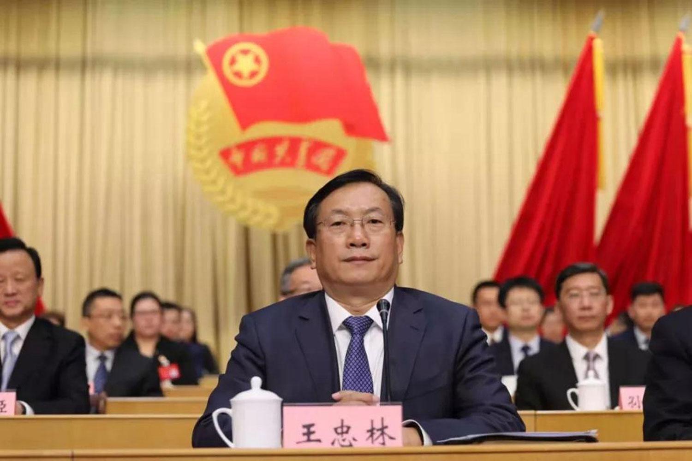 新任武汉市委书记王忠林。(图源:济南共青团官网)