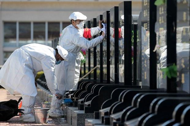 武汉疫情初期总死亡率比预期增逾五成  大陆媒体报道被404(删除)