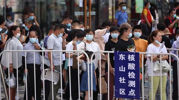 中国疫苗效力再受质疑    南京本土新确诊新冠38例仅1人未曾接种疫苗