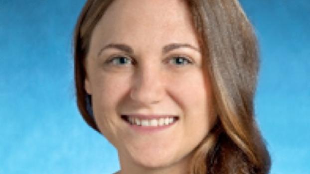 美國約翰·霍普金斯大學彭博公共衛生學院助理教授助理教授索爾(Lauren Sauer)。(霍普金斯大學網站)