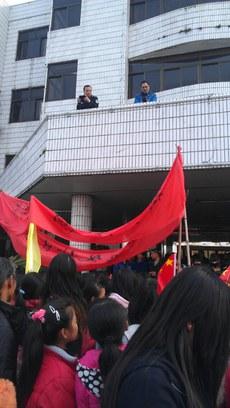 金灶镇学生罢课游行4.jpg