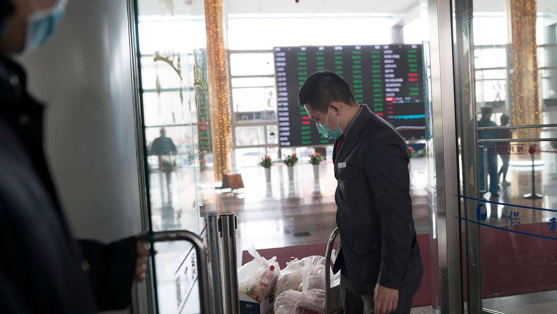 经济学者 : 中国目前无可能出现牛市(AP)
