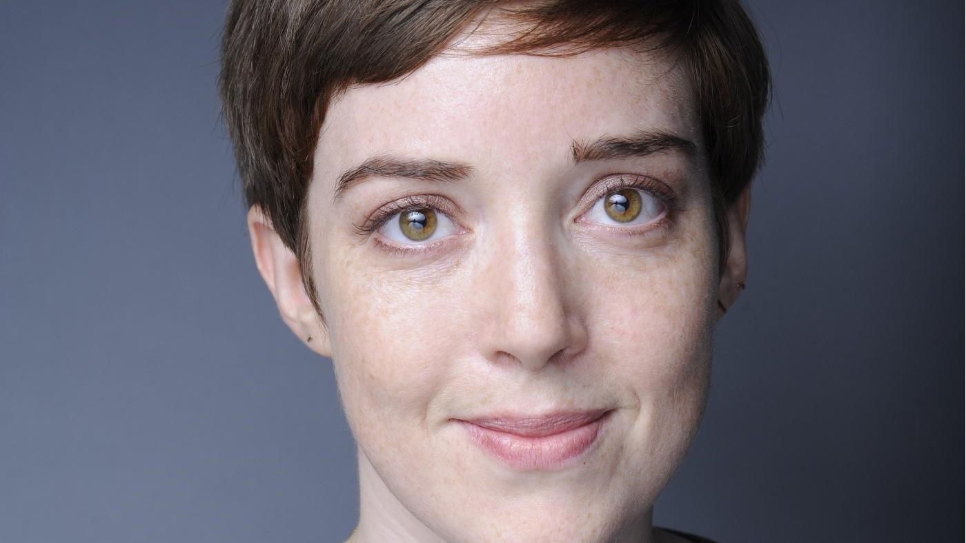 与会的合著作者,荣鼎集团中国项目团队副总监劳伦·格洛德曼(Lauren Gloudeman)。(Public Domain)