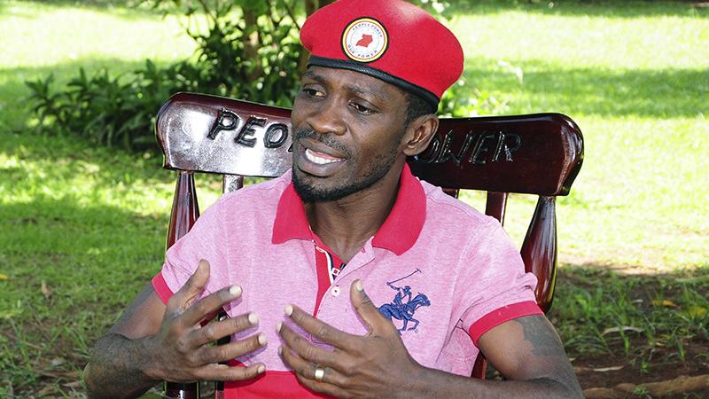 乌干达歌手瓦恩(美联社)