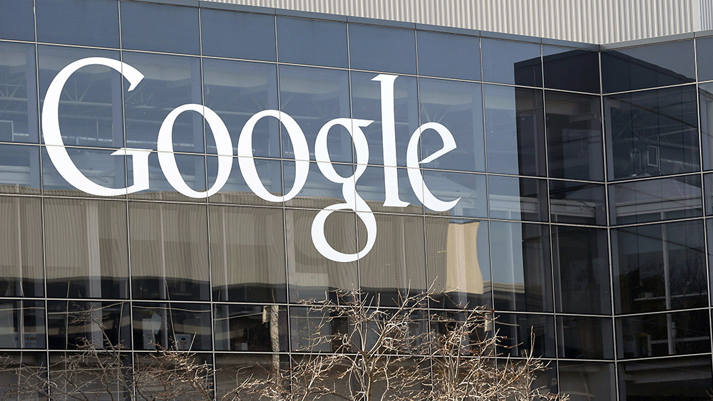 位于美国加州的谷歌公司总部。(美联社)