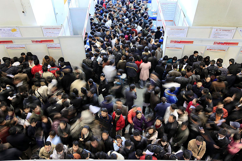 """面对大规模失业潮来临   """"稳就业""""成北京当务之急"""