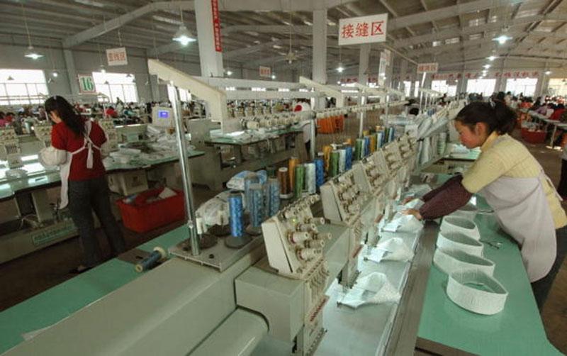 中国的民营企业的经营环璟近年一直在恶化中,盈利能力逐年萎缩。(法新社)