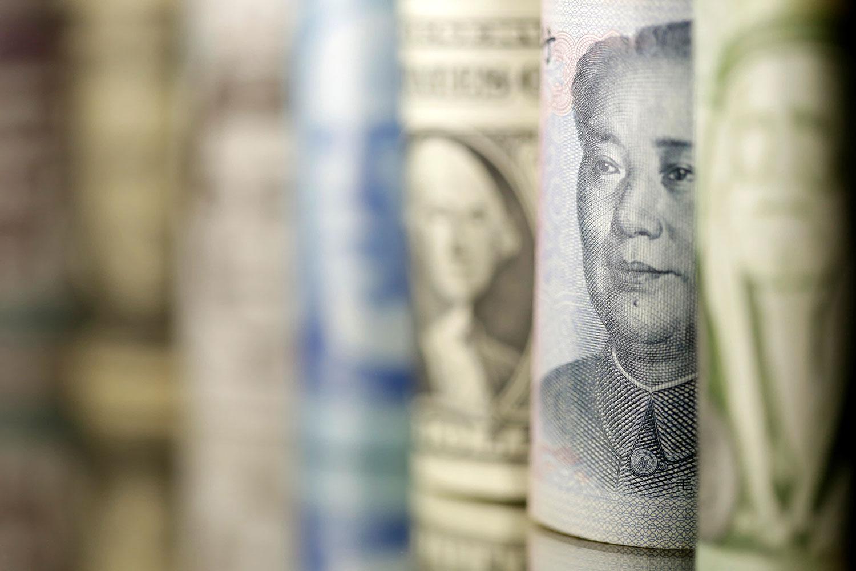 英国《金融时报》2019年6月18日报道,4月份中国减持美债75亿美元,至1.1万亿美元,创2017年4月以来新低。(资料图/路透社)