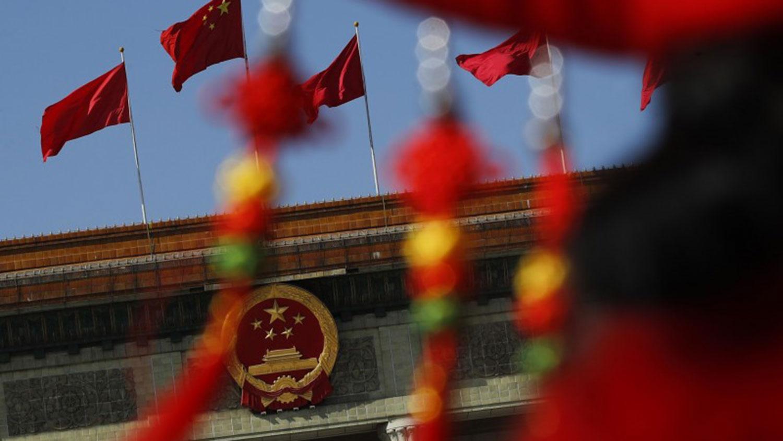 近几年中国政府采取了多项措施,把政府的权力伸延至民私人企业。(美联社资料图片)