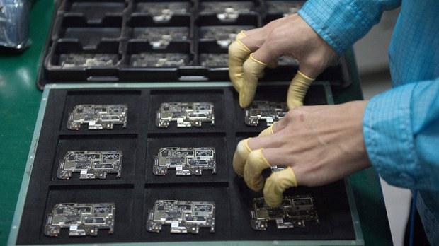 中国芯片价格涨不停    部分芯片价格飙涨五倍