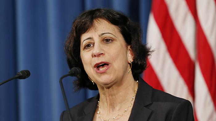 美国前贸易副代表卡特勒(Wendy Cutler)(美联社)