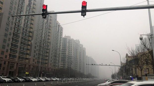 资料图片:北京的一片民居。因为经济受重创,无法支付房贷而被银行收回的中国房产数量今年陡增。(Photo:Dylan Wang)