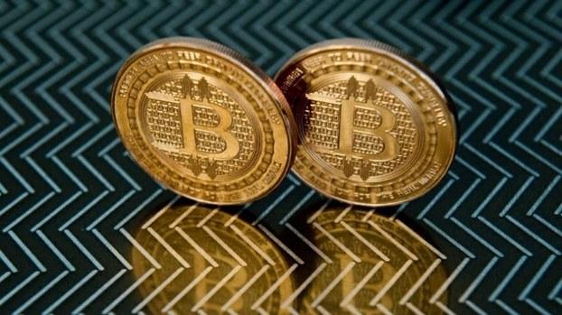 比特币是目前已经流行的一种数字货币(法新社)
