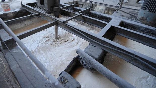 据统计,全球稀土总储量约为1.26亿吨,中国的稀土储量占全球总储量的44%。(法新社)