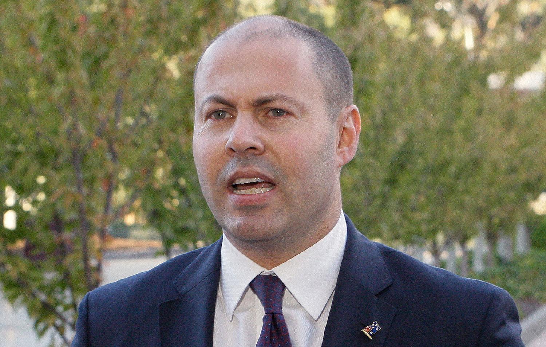 澳大利亚财政部长佛莱登柏格(AP)