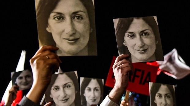 馬耳他記者調查政商勾結遭謀殺  資金線索涉一帶一路項目