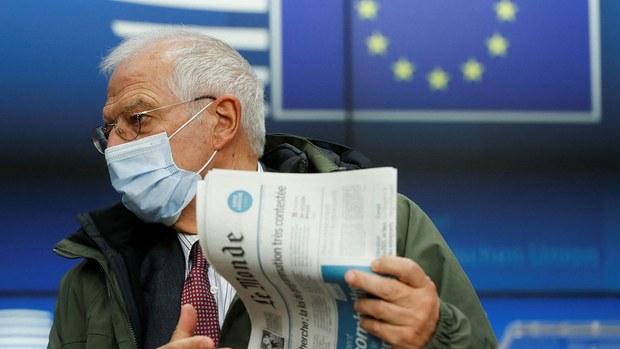 中国创造虚拟记者却骚扰真实记者 遭欧盟谴责