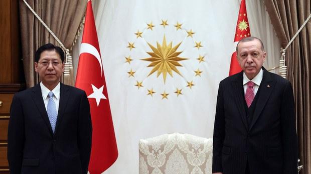 不满战狼外交批评政治人物 土耳其传召中国大使