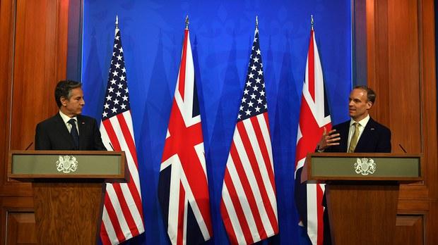 G7外长会邀印太国家出席     美英要中俄违反人权付出代价