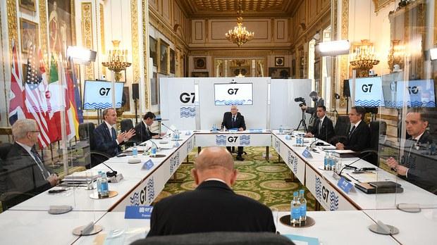 G7外长会议捍卫国际秩序  推动多边体系应对中俄