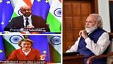 欧盟印度重启自贸谈判  签署欧亚连结协议抗衡一带一路