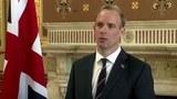 英國外交大臣拉布認爲,威權主義國家和民主國家之間的價值觀衝突,目前在網絡空間非常直接地上演。