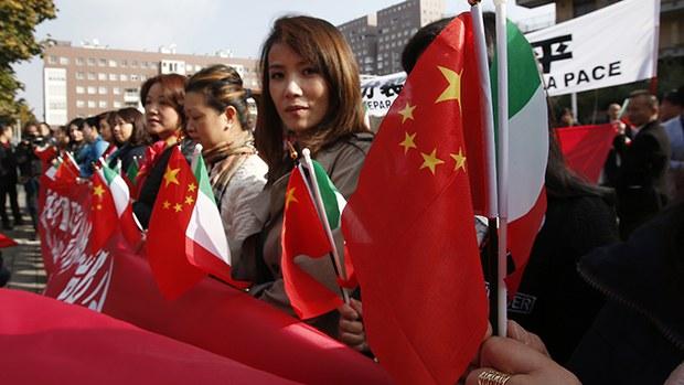 一带一路桥头堡意大利  转向谴责中国侵犯人权