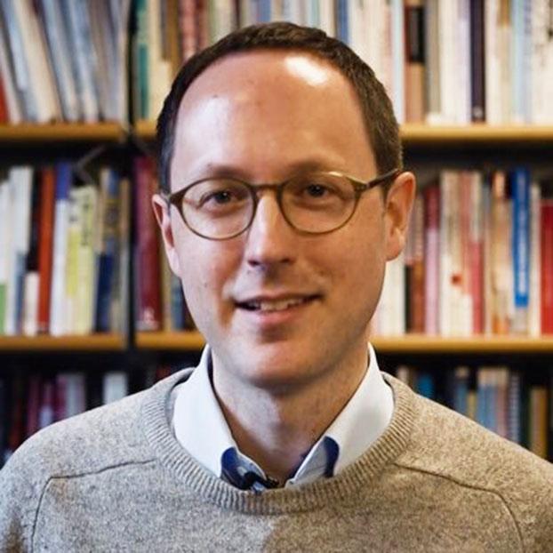 英国诺丁汉大学欧中关系问题专家傅洛达博士(Andreas Fulda)。(推特图片/Andreas Fulda@AMFChina)