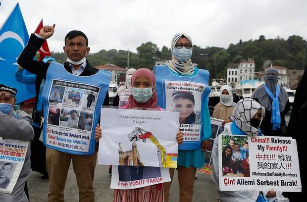 捷克议会谴责中国对维吾尔人犯下严重种族绝灭罪     比利时议会强调风险