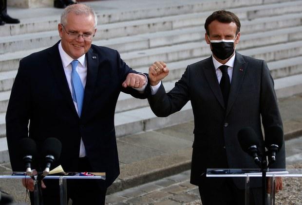 中国经济威胁  英法表态支持澳大利亚