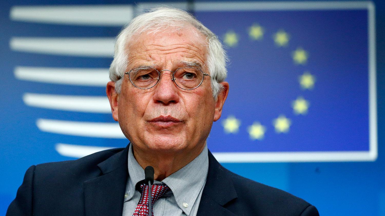 欧盟外交和安全政策高级代表博雷利(Josep Borrell)表示,有关的网路攻击威胁欧盟利益,这些有针对性的措施将确保相关个人和实体对其行为负责。(AP)