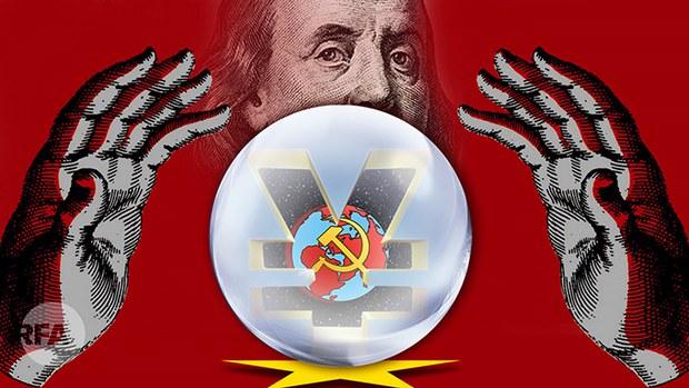 美专家:中国国家资本主义威胁全球市场(photo:RFA)