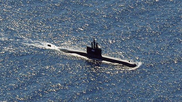 中国协助印尼打捞潜艇  另有所图?