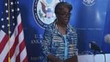 美国驻UN大使:美国须留在谈判桌上抗衡中国