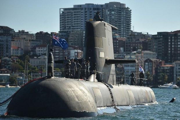 澳升级潜艇应对中国威胁 为美中军事冲突作准备?