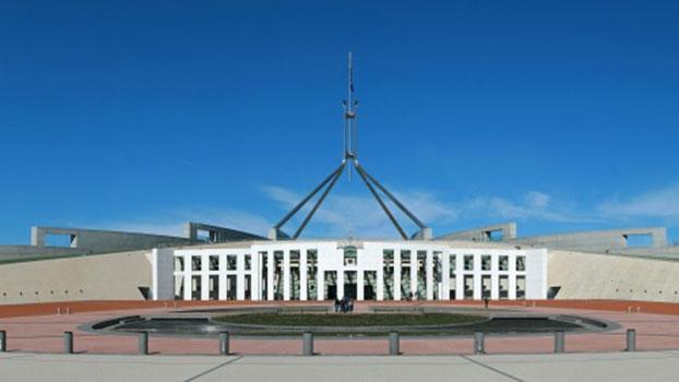 澳大利亚堪培拉国会大厦(图片来源:共用领域)