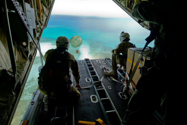 澳大利亚宣布未来10年澳大利亚的国防开支会大幅增加接近4成。(AP)