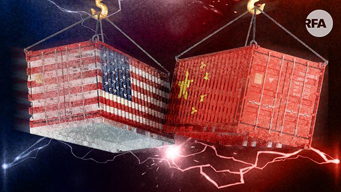 中国发出矛盾信号 美中贸易协议保得住吗?(自由亚洲电台制图)