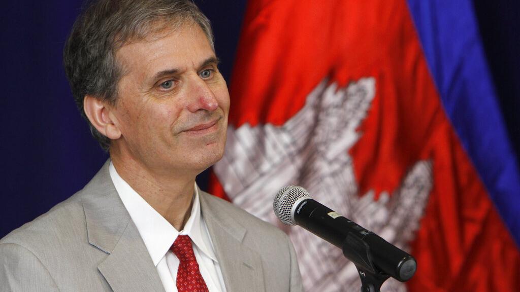 美国国务院民主、人权和劳工事务局代理首席副助理国务卿巴斯比(Scott Busby)。(AP)