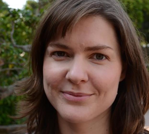 """国际环保组织""""全球见证""""(Global Witness)负责缅甸事务的高级活动人士汉娜·欣德斯特罗姆(Hanna Hindstrom)(推特截图)"""