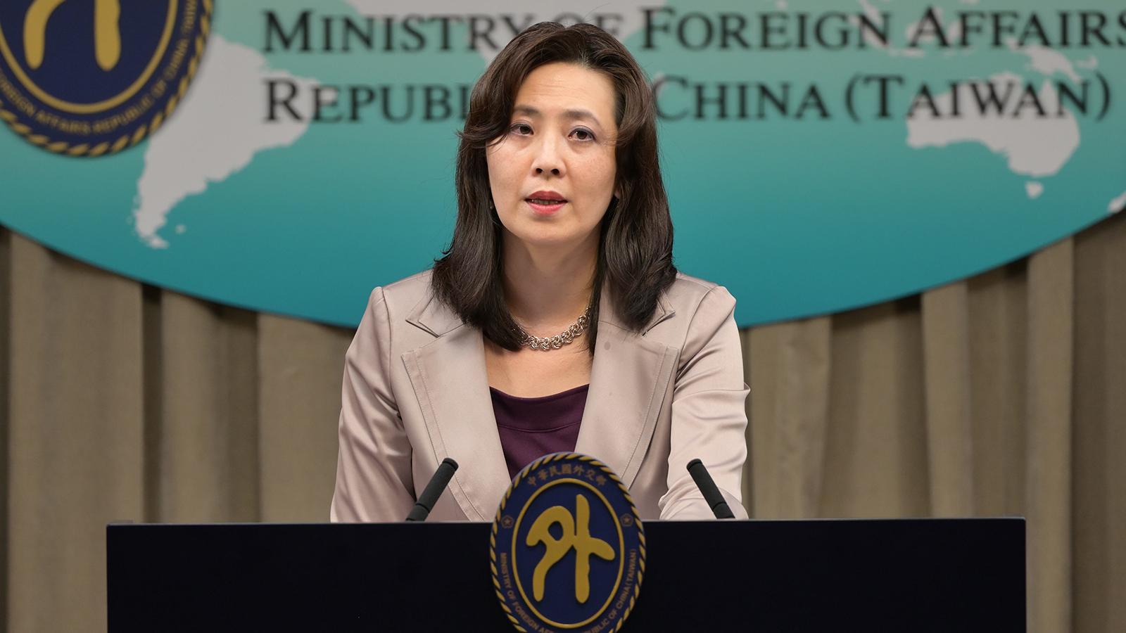 台湾外交部发言人欧江安对于美国总统拜登以及美国政府再度明确重申对台湾的安全承诺表达感谢。(RFA资料照)