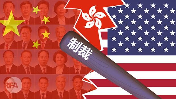 美国制裁中国人大高官 中国反应强烈