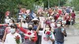 军方政变后数百缅甸人被杀  抗议持续不断