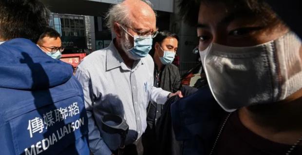 香港大抓捕国际反应强烈    首位美国人被抓