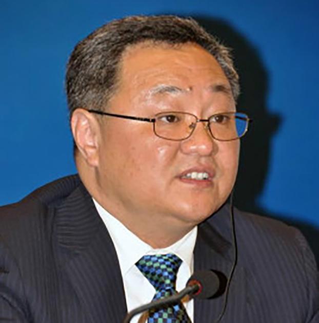 中国外交部军控司司长傅聪(百度百科)