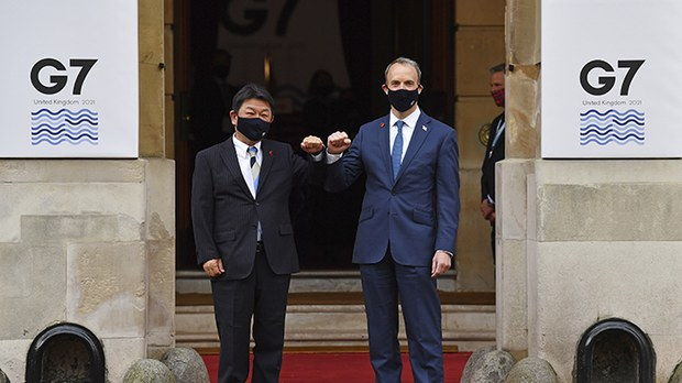 驻加中国大使批G7搞小团体  加拿大称各国抗中有共识